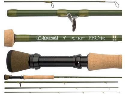G Loomis Pro4x10810-4 Pro4x Fly Rod