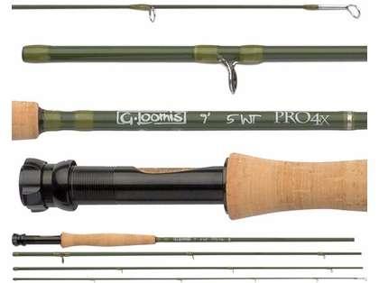 G Loomis Pro4x1085-4 Pro4x Fly Rod