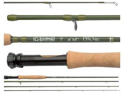 G Loomis Pro4x1086-4 Pro4x Fly Rod