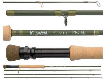 G Loomis Pro4x1088-4 Pro4x Fly Rod