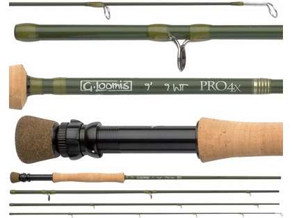 G Loomis Pro4x1089-4 Pro4x Fly Rod