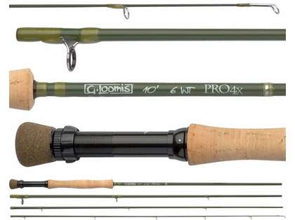 G Loomis Pro4x1206-4 Pro4x Fly Rod