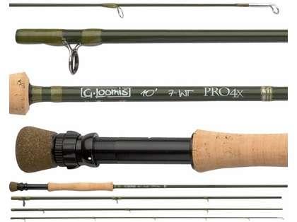 G Loomis Pro4x1207-4 Pro4x Fly Rod