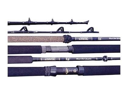 Seeker G 870-7' Black Steel Rod