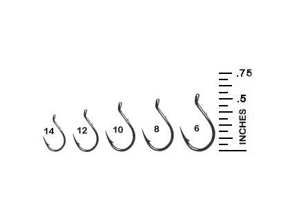 Gamakatsu Single Egg Hooks, Snelled,  Barb on Shank