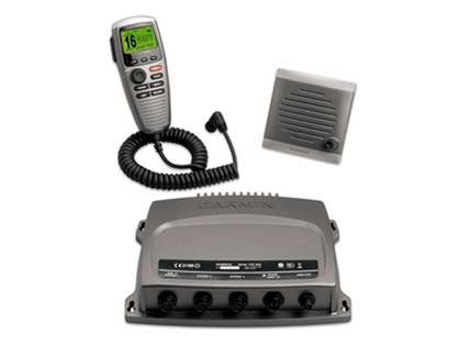 Garmin VHF 300 Black Box Marine Radio System
