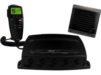 Garmin 010-00756-10 VHF 300 Radio - Black