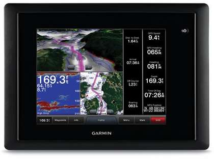 Garmin GPSMAP 8208 Touch Display Only w/ US Coastal Charts