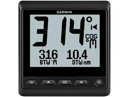 Garmin 010-01142-00 GNX 20 Marine Instrument w/ Standard 4'' LCD