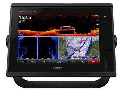 Garmin GPSMAP 7410xsv Chartplotter/Sonar Combo