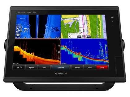 Garmin GPSMAP 7412xsv Chartplotter/Sonar Combo