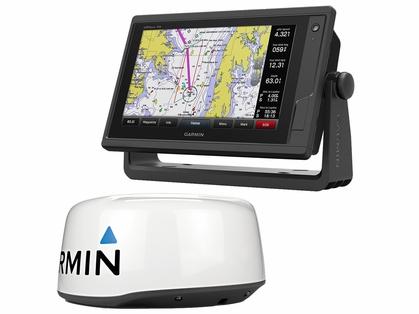 Garmin GPSMAP 942xs Chartplotter/Sonar & GMR 18 HD+ Radar Bundle