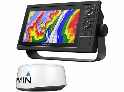 Garmin GPSMAP 1042xsv w/ GMR 18HD+ Radar