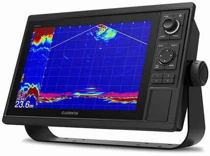 Garmin 010-01741-00 GPSMAP 1222 Keyed Networking Chartplotter