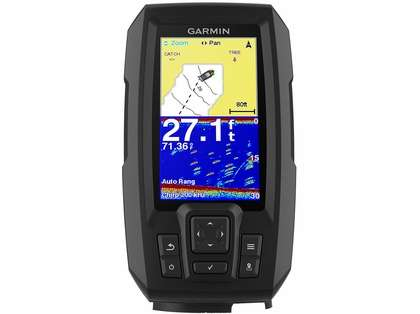Garmin STRIKER Plus 4 Fishfinder US w/ Dual Beam TM Transducer