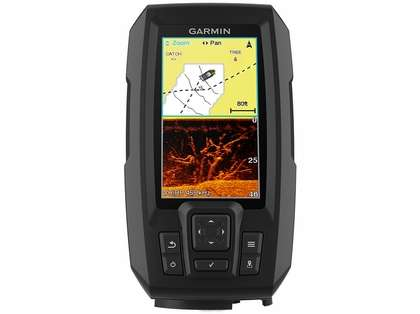 Garmin STRIKER Plus 4cv Fishfinder w/ CV-20TM Transducer