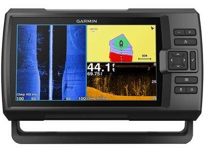 Garmin STRIKER Plus 9sv Fishfinder w/ CV52HW-TM Transducer