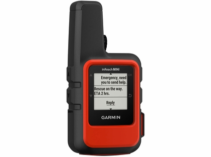 Garmin inReach Mini Handheld Outdoor GPS - Orange