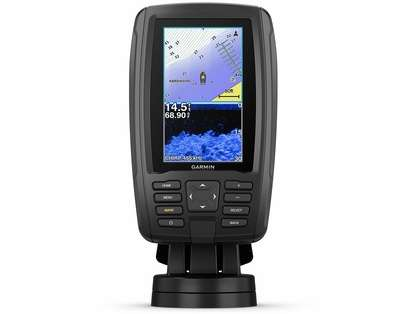 Garmin echoMAP Plus 43sv Chartplotter w/ US LakeVu & Transducer