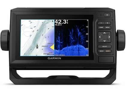 Garmin echoMAP Plus 63sv Chartplotter w/ US LakeVu & Transducer