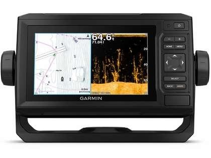Garmin echoMAP Plus 64cv Chartplotter w/ US BlueChart g2 & Transducer