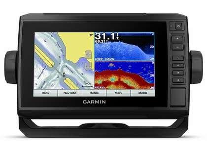 Garmin echoMAP Plus 73cv Chartplotter w/ US LakeVu & Transducer