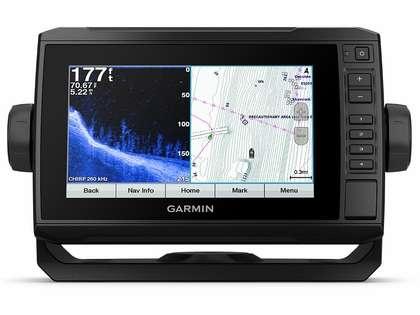 Garmin echoMAP Plus 74cv Chartplotter w/ US BlueChart g2 & Transducer