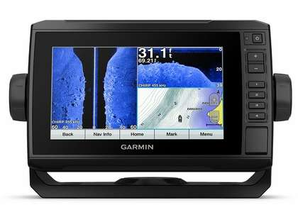Garmin echoMAP Plus 73sv Chartplotter w/ US LakeVu