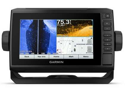 Garmin echoMAP Plus 74sv Chartplotter w/ US BlueChart g2