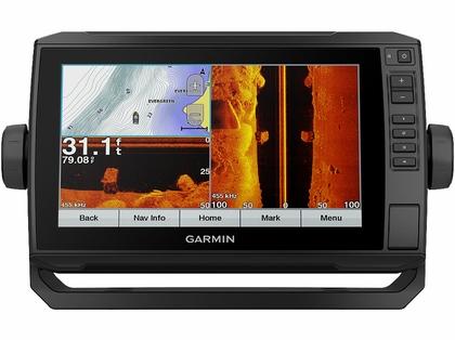Garmin ECHOMAP Plus 93sv Chartplotter/Sonar Combo w/ LakeVu G3 & GT52HW-TM Transducer