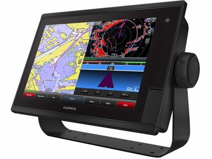 Garmin GPSMAP 1222 Touch Non-Solar Chartplotter w/ Worldwide Basemap