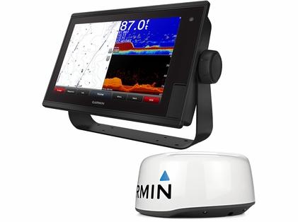 Garmin 010-01917-13GMR GPSMAP 1242xsv Touch Combo & GMR 18 HD+ Radar