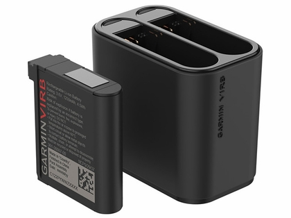Garmin Dual Battery Charger for VIRB Ultra