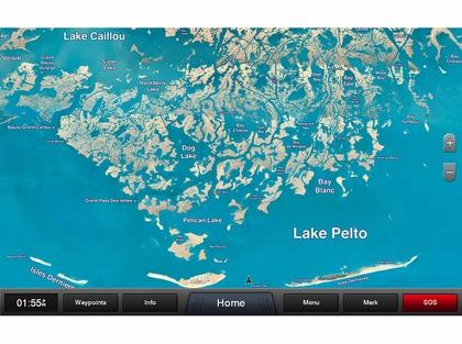 Garmin Standard Mapping - Louisiana Central - Classic - microSD/SD Card