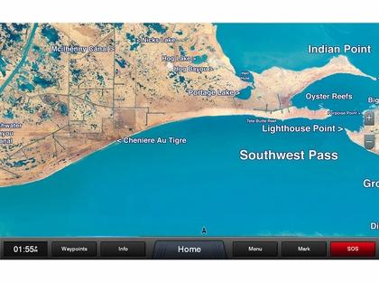 Garmin Standard Mapping - Louisiana West - Classic - microSD/SD Card