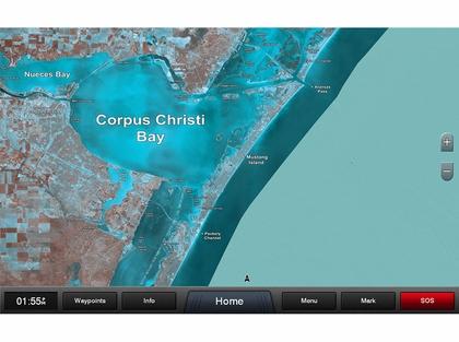 Garmin Standard Mapping - Texas West - Classic - microSD/SD Card