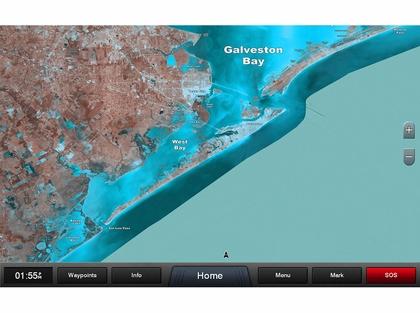 Garmin Standard Mapping - Texas East - Classic - microSD/SD Card