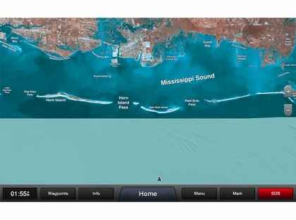 Garmin Standard Mapping - Mississippi Sound - Classic - microSD/SD Card