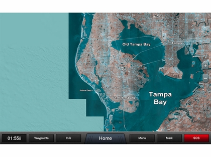 Garmin Standard Mapping - Florida West Peninsula - Classic - microSD/SD Card