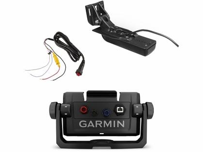 Garmin ECHOMAP Plus 7Xcv Chartplotter/Sonar Combo Boat Kit