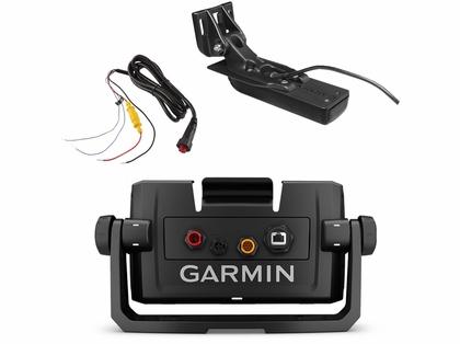 Garmin ECHOMAP Plus 9Xsv Chartplotter/Sonar Combo Boat Kit