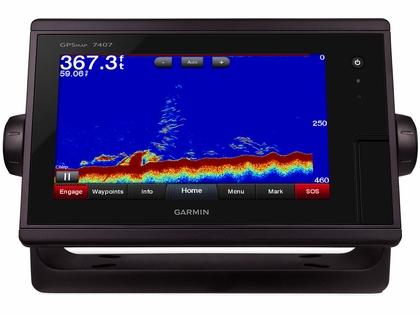 Garmin GPSMAP 7000 Series Multi-Function Display Chartplotters