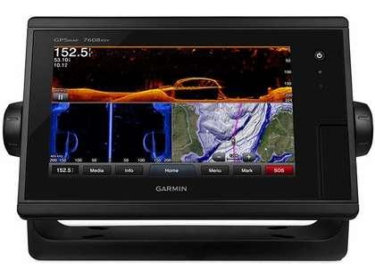 Garmin GPSMAP 7608xsv - Preloaded LakeVÜ HD & BlueChart g2