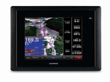 Garmin GPSMAP 8000 Series Multi-Function Display Chartplotters