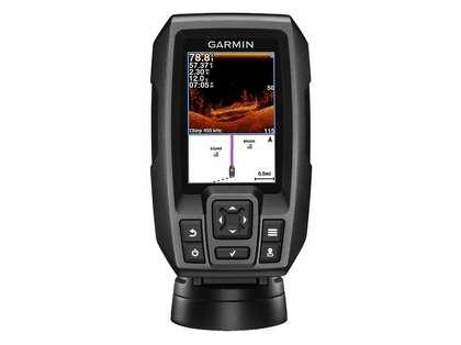 Garmin STRIKER 4dv Fishfinder w/ 77/200kHz HD-ID/DownVu Transducer