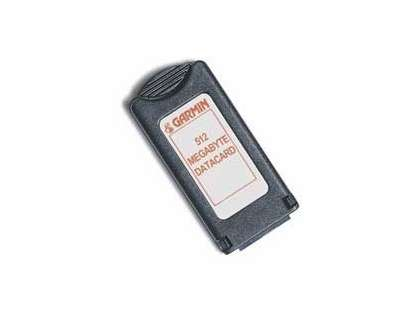 Garmin 512 MB Blank Data Card for 276C/376C