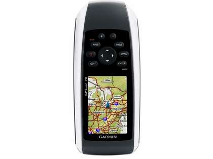 Garmin GPSMAP 78 Color Hand Held GPS Receiver