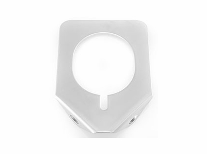 Gemlux Stainless Steel Rod Holder Backing Plates