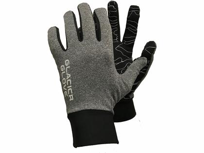 Glacier Glove 710GY Premium Hybrid Gloves - L