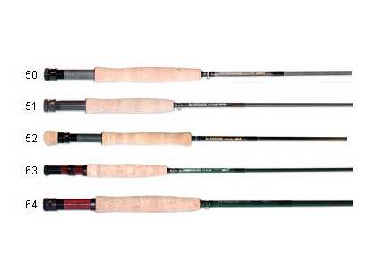 G-Loomis Four to Six-Weight GL Series Fly Rods